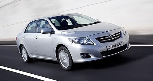 Toyota Rent a Car