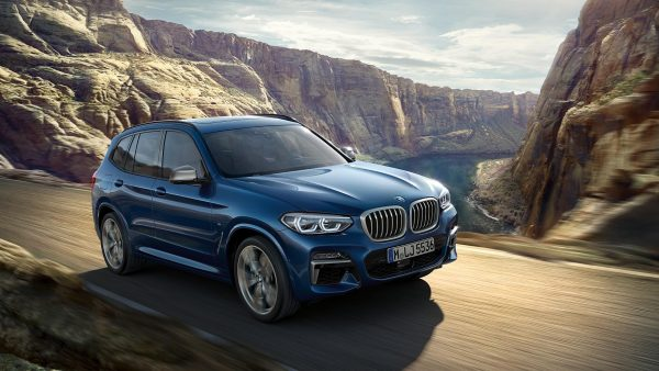 Iubitul meu X3. BMW X3!