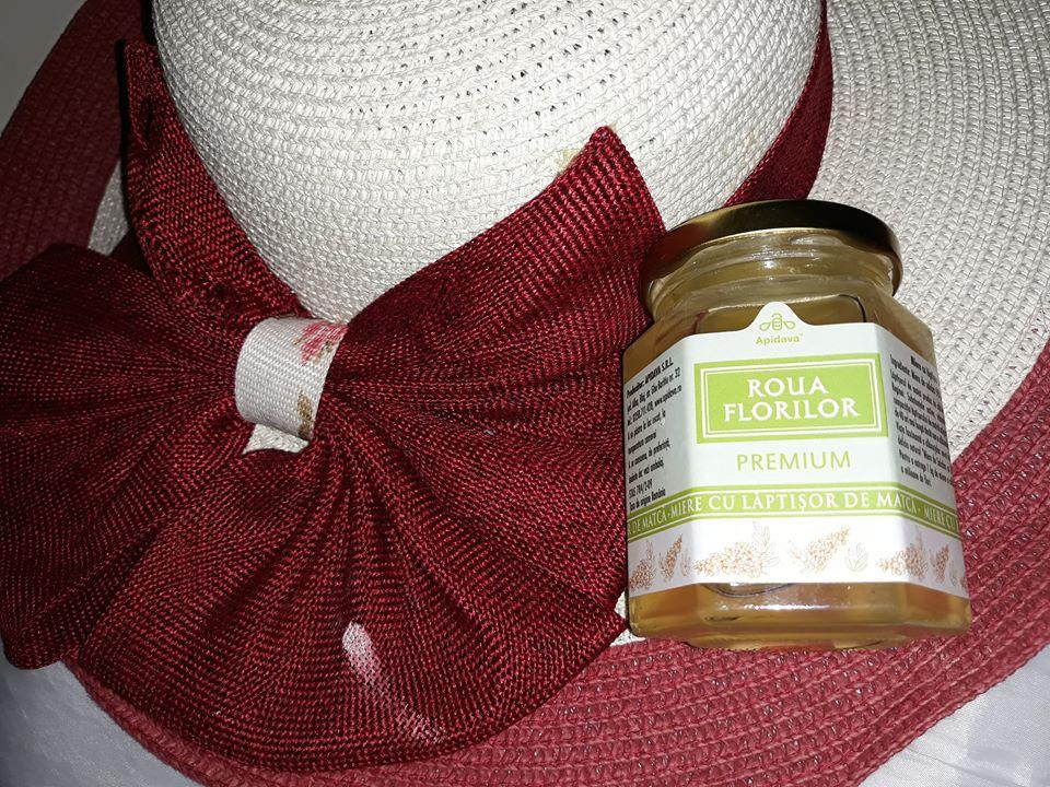 lăptișor de matcă în miere