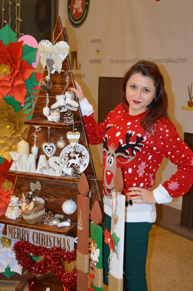 pulover de Crăciun Rohboutique