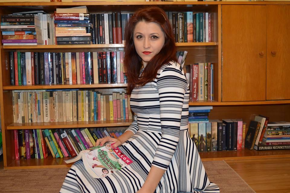 rochie în dungi
