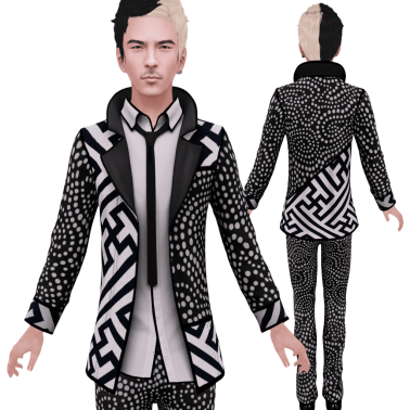 Bakaboo Menswear Fashion Week - Outfit 2