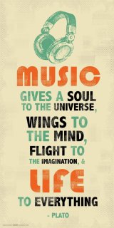 music-gives-soul-universe-plato-daily-quotes-sayings-pictures