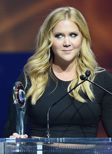 Amy Schumer, Presentation Icon