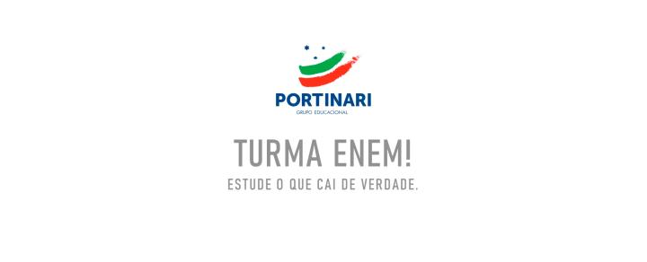 Portinari abre curso preparatório para o Enem 2019