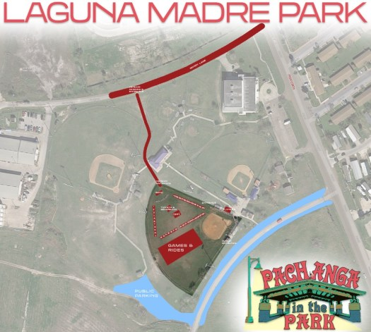 7th Annual Pachanga in the Park in Laguna Madre Park. September 30 from 6 to 11 p.m.