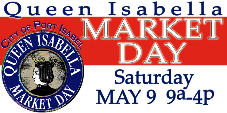 Queen Isabella Market Day [Rescheduled May 8]