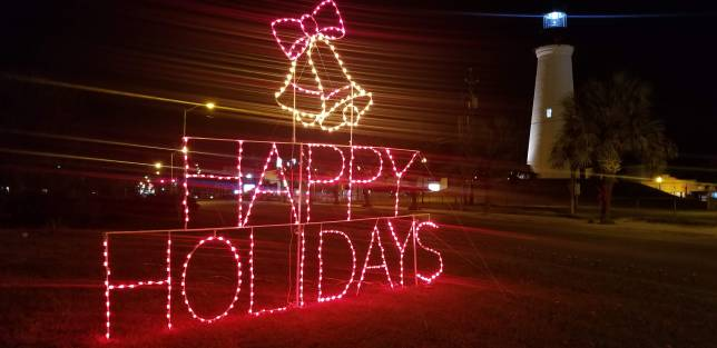 Happy Holidays from the City of Port Isabel!