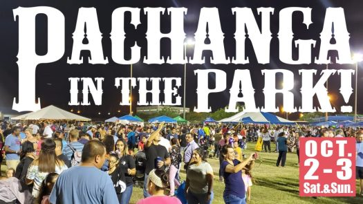 Pachanga in the Park October 2 - 3