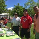 Boaters Maritime Festival-Chamber's-Clam Eating Contest-June 3rd