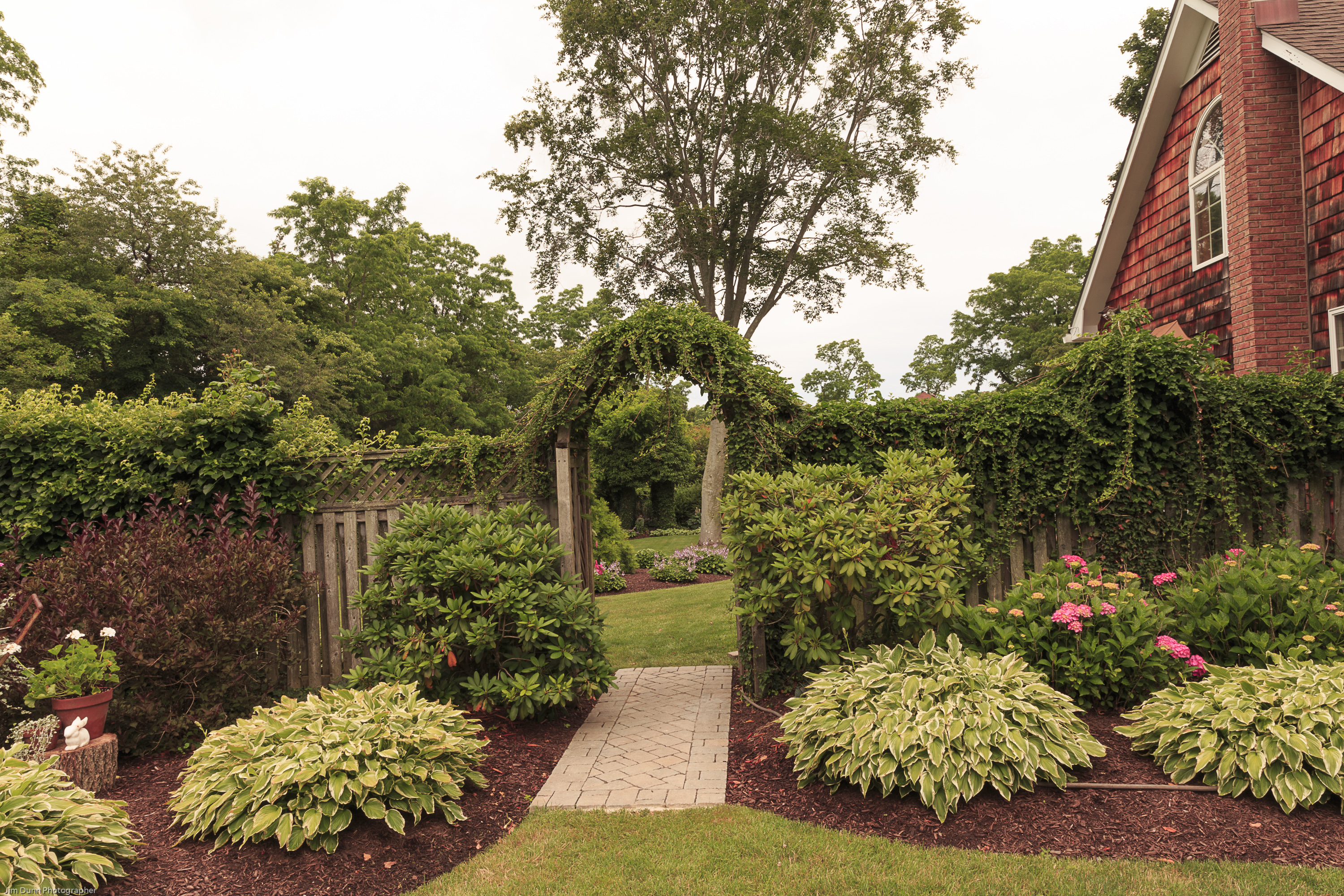 The Gardens & Landscapes of Port Jefferson