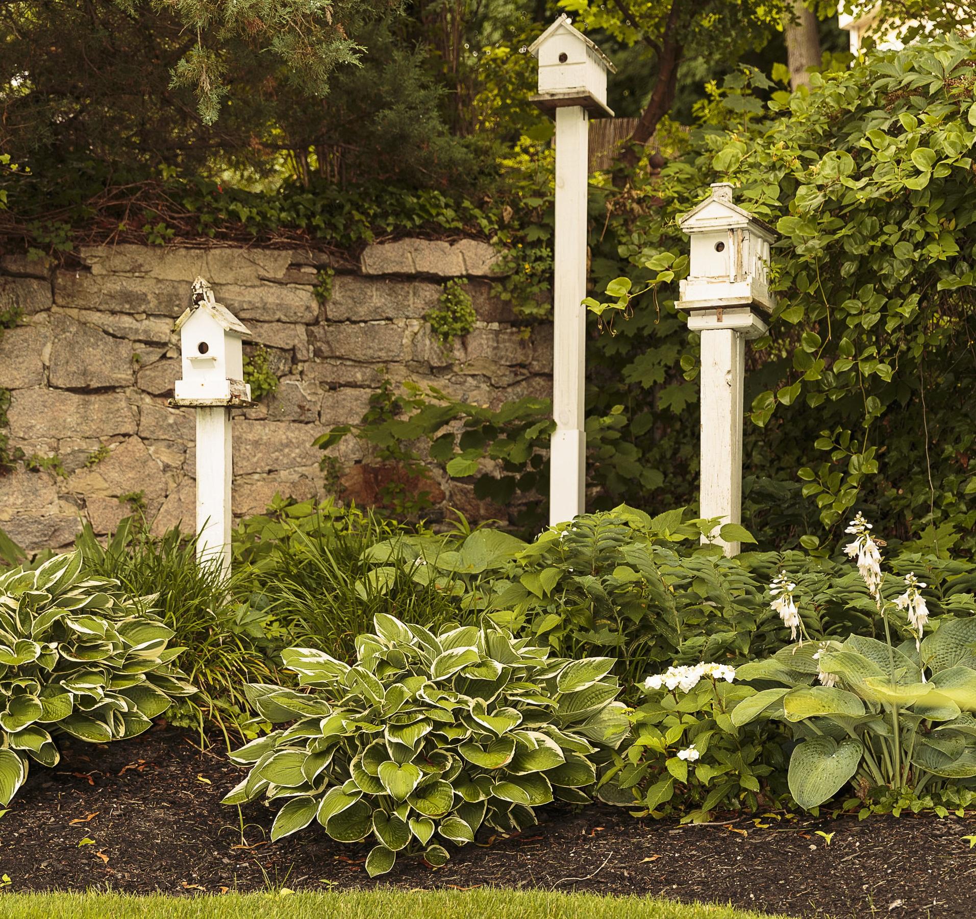 Fantastic Gateway Gardens Composition - Brown Nature Garden ...