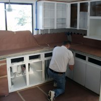 Custom Cabinet Refacing - Cabinet Cures of Portland, OR