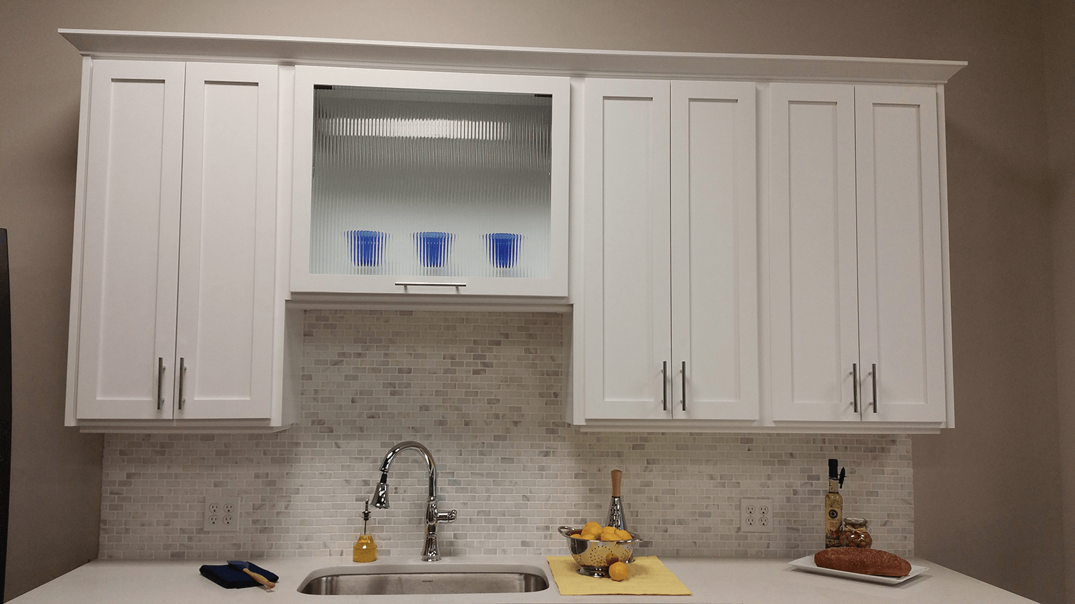 kitchen cabinets portland stand alone island top hardware styles for shaker