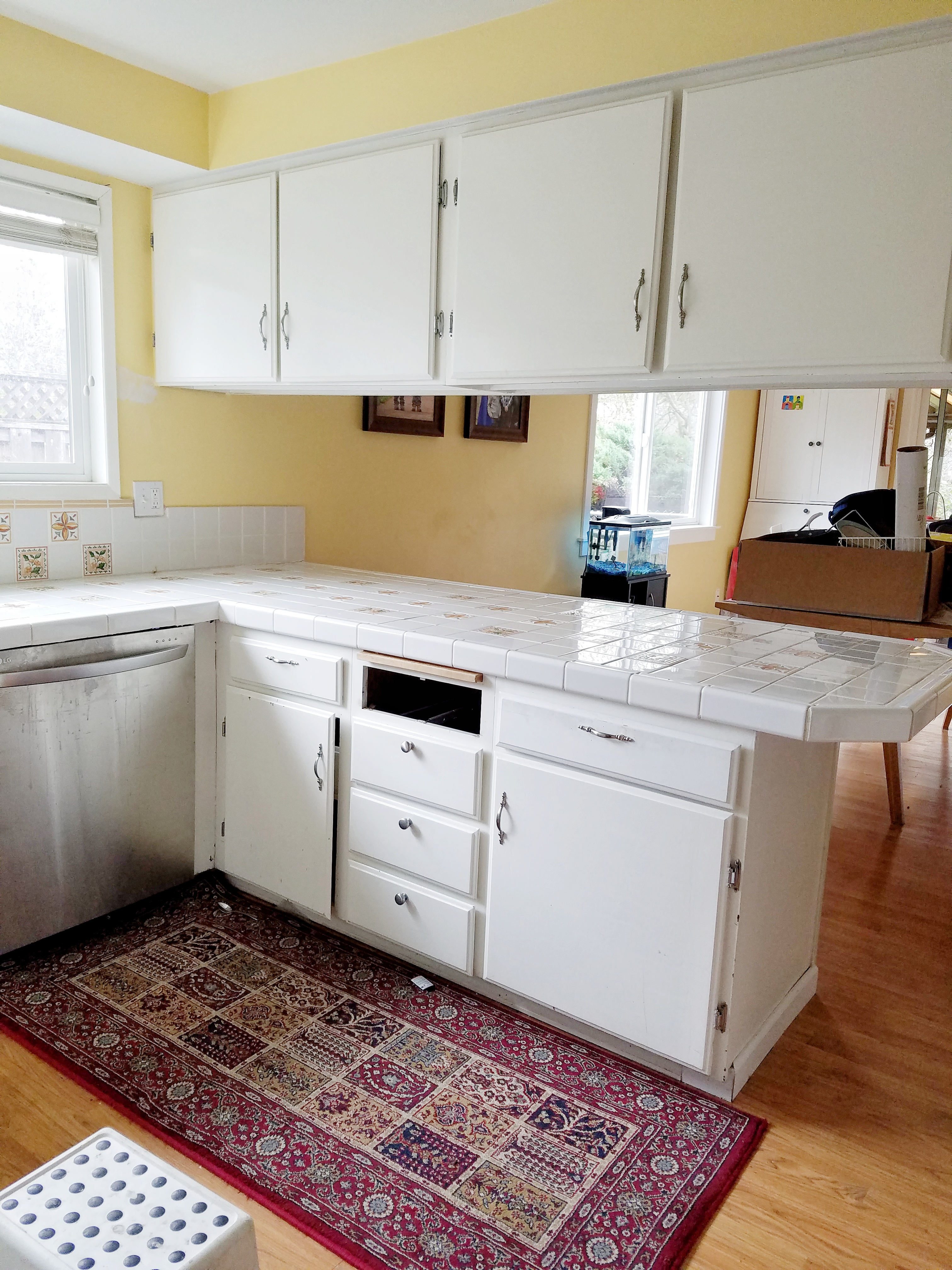 kitchen cabinets portland brizo venuto faucet cabinet refacing gallery before and afters