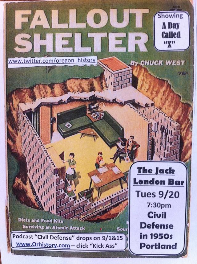 Stumptown Stories Civil Defense In 1950s Portland Dave