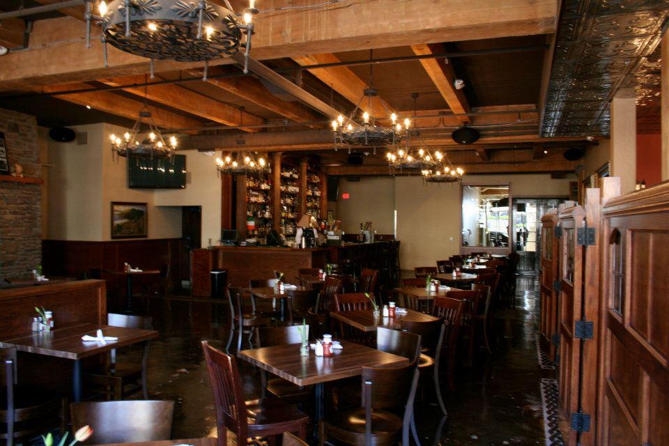 Old Portland Pizza Town Menu