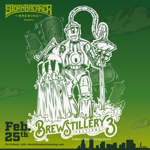 Brewstillery Beer and Spirits Pairing Festival - Portland Beer Podcast Episode 23