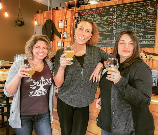 SheBrew Beer Festival Jenn McPoland and Shannon Scott - Portland Beer Podcast Episode 25