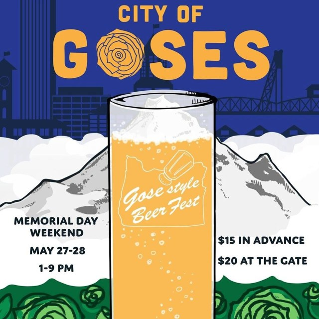 The City of Gose Beer Festival and What is a Gose? - Portland Beer Podcast Episode 40