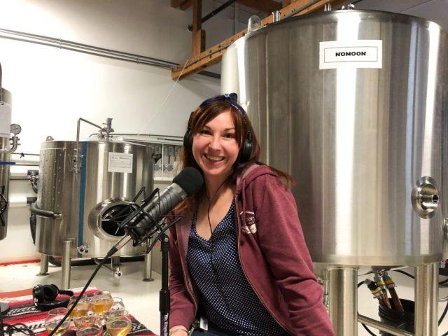 Kelly McCune Runcible Cider - Portland Beer Podcast episode 70 by Steven Shomler