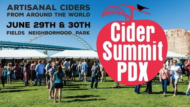 Oregon Cider Week 2018 Preview - Portland Beer Podcast episode 71 by Steven Shomler