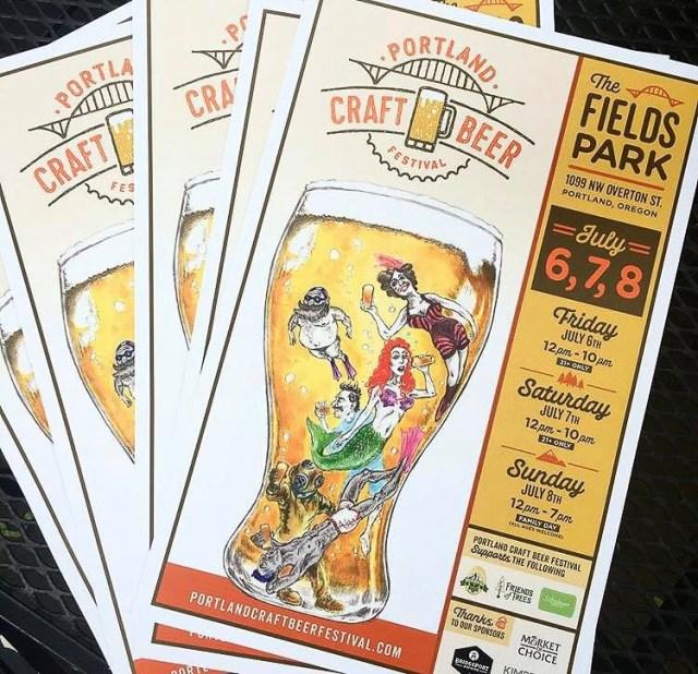 Portland Craft Beer Festival 2018 Preview - Portland Beer Podcast episode 72 by Steven Shomler