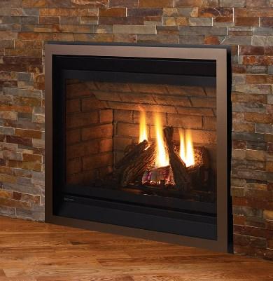 Regency Panorama P33 Gas Fireplace  Portland Fireplace Shop