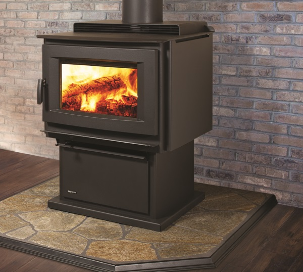 Charming Wood Stove Vs Fireplace On Wood Burning Stoves Fireplace Regency F5100 Catalytic Wood Stove – Portland Fireplace Shop
