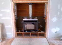 Gas fireplace remodel  Portland Fireplace Shop