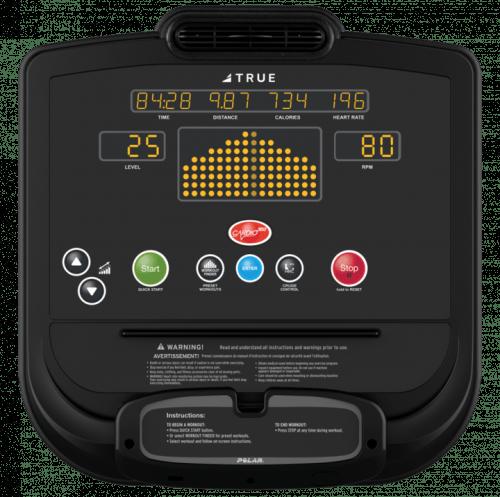 True C400 Treadmill Console
