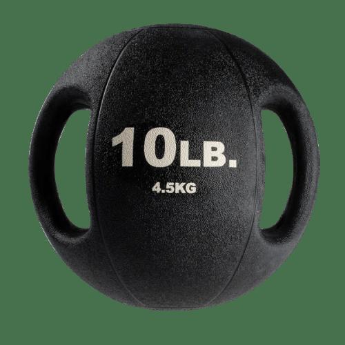 Body-Solid Dual Grip Medicine Balls 10 lbs