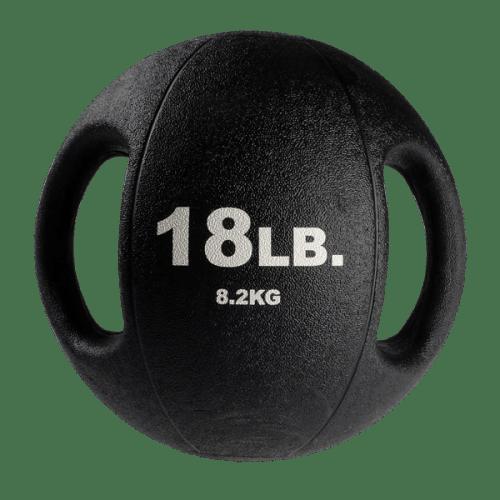 Body-Solid Dual Grip Medicine Balls 18 lbs