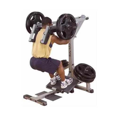Body-Solid Squat:Calf Raise