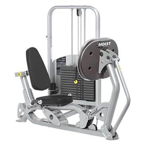 Hoist Freestanding Ride Leg Press