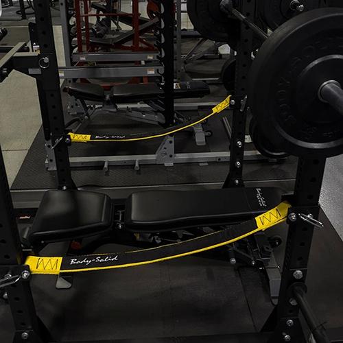 SPRSS Power Rack Stap Safeties