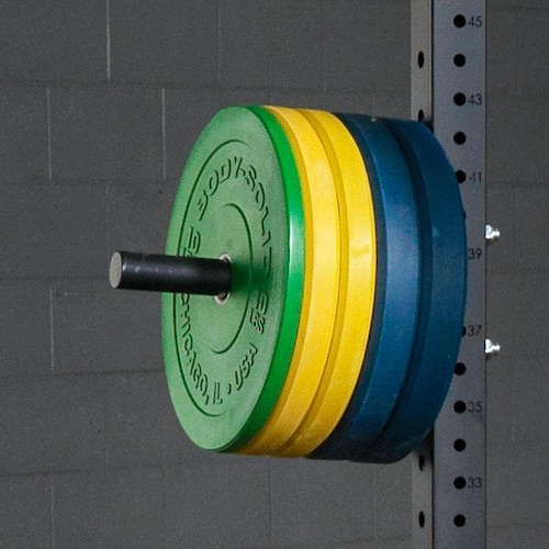 Body-Solid SPR Weight Plate Horn