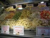 Granville Island Market Vancouver BC pasta