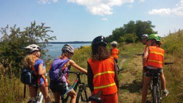 Girls Mountain Bike Camp