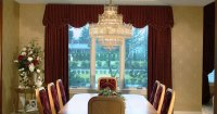 Custom Window Treatments - Drapery Panels & Valances ...