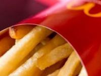 Free medium fries at McDonald's every Friday