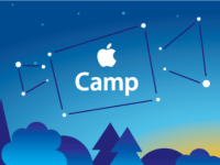 Free Apple Camp for kids