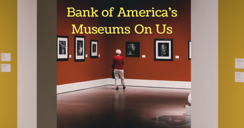 Bank of America Free Museum Days - Portland Living on the Cheap
