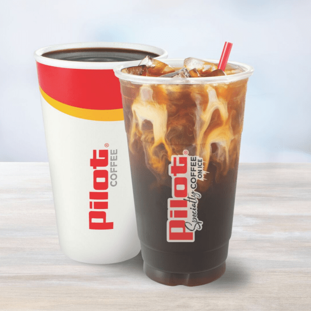 Pilot Flying J National Coffee Day