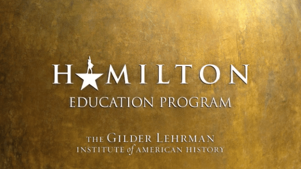 Lin-Manuel Miranda Virtual School Program