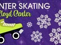 winter roller skating lloyd center