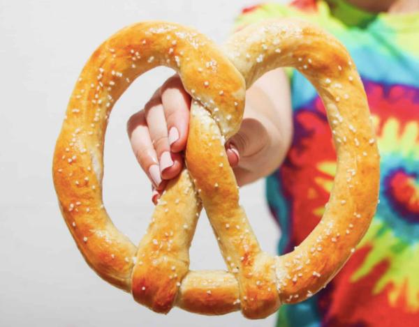 wetzels pretzels national pretzel day