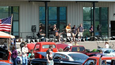 Toys, Cars and Music make for a great event at Portland Motor Club