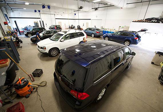 Portland Auto Detailing Facility, Portland, Maine