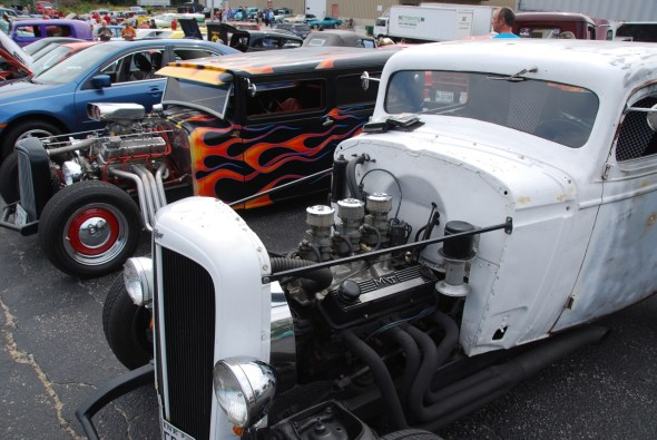 2016 Toys-for-Tots Car Show at the Portland Motor Club